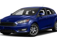 Options:  2015 Ford Focus Se|Miles: 29905Color: