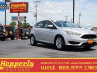 Clean CARFAX. CARFAX One-Owner. This 2015 Ford Focus SE