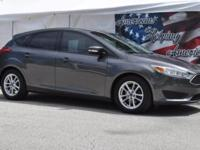 This 2015 Ford Focus 5dr HB SE is proudly offered by