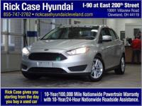 ***Only one previous owner. Rick Case Hyundai, home of