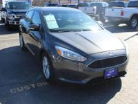 This 2015 Ford Focus is offered to you for sale by Ford