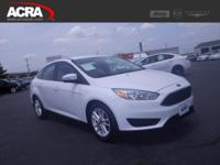 2015 Ford Focus, key features include:  Electronic