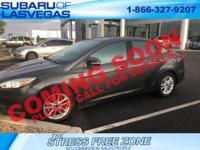 CARFAX One-Owner.  Priced below KBB Fair Purchase