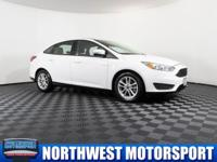 One Owner Clean Carfax Sedan With Bluetooth!  Options: