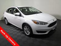 2015 Ford Focus SE with a 2.0L Engine. Cloth Interior,