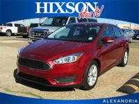 This outstanding example of a 2015 Ford Focus SE is