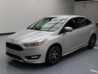 2015 Ford Focus with 2.0L Cloth Seats,Automatic