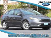 Options:  2015 Ford Focus Se 4D Sedan|Equipment Group