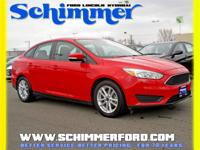 Used 2015 Ford Focus SE FWD in stock at Schimmer Ford