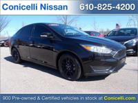 CarFax 1-Owner, LOW MILES, This 2015 Ford Focus SE will
