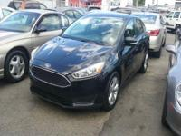 The design of the Ford Focus is a more modern one. The
