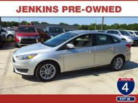 LOW MILES, This 2015 Ford Focus SE will sell fast