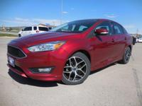Look at this 2015 Ford Focus SE. Its transmission and