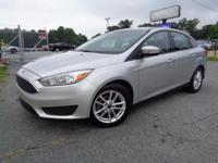 This beautiful 2015 Ford Focus is the gas-saving car