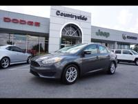 You'll love the look and feel of this 2015 Ford Focus