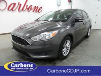New Price! 2015 Ford Focus FWD SE Great Service