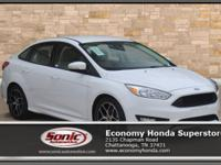 Sensibility and practicality define the 2015 Ford Focus