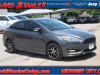 Recent Arrival! **KEYLESS ENTRY**, Focus SE, 4D Sedan,
