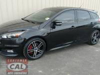 Options:  2015 Ford Focus 5Dr Hb St|4 Cylinder