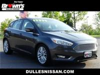 This 2015 Ford Focus Titanium is offered to you for
