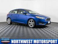 Clean Carfax One Owner Hatchback with Sunroof!