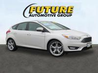 Check out this 2015 Ford Focus Titanium. Its