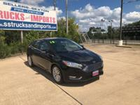 This 2015 Ford Focus Titanium is proudly offered by