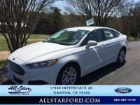 One Owner **CLEAN AUTOCHECK** and Non-Smoker. Fusion SE