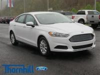 Snatch a score on this 2015 Ford Fusion S before it's