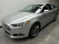 This is a Ford Certified Pre-Owned 2015 Ford Fusion: br