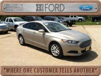 Economic and cost-effective, this 2015 Ford Fusion SE