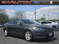 You will find that this 2015 Ford Fusion has features