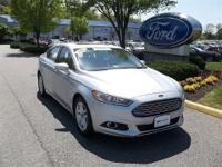 CLEAN CARFAX FORD CERTIFIED 2015 FORD FUSION SE1.5L 4