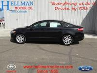 2015 Ford Fusion 4dr Car SE Our Location is: Hellman