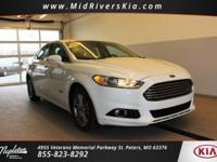 This 2015 Ford Fusion Energi in Magnetic includes,