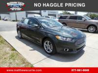 ***** This 2015 Ford Fusion Energi Titanium in Chrome