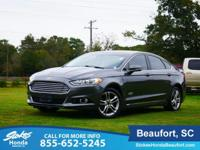 ***STOKES HONDA CARS OF BEAUFORT*** 2015 Ford Fusion