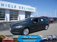 *2015 FORD FUSION HYBRID, GUARD METALLIC WITH CHARCOAL