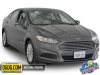 Hybrid. Fusion Hybrid SE, Ford Certified, and I4