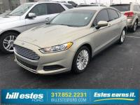 2015 Ford Fusion Hybrid S Recent Arrival! Clean CARFAX.