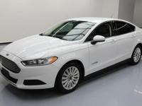 This awesome 2015 Ford Fusion comes loaded with the