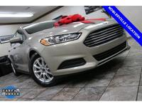 CARFAX One-Owner. Tectonic 2015 Ford Fusion S FWD