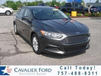 JUST REPRICED FROM $16,900, EPA 34 MPG Hwy/22 MPG City!