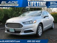 34/22 Highway/City MPG **Only 8.7% Sales Tax, Save