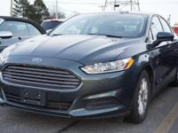 2015 Ford Fusion S FWD 6-Speed Automatic 2.5L iVCT22/34