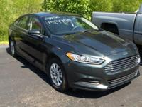 Options:  2015 Ford Fusion S|Guard/|V4 2.5 L