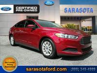 Ford Certified Pre-Owned, ***7 YEAR 100,000 MILE FORD