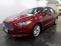 New Price! 6-Speed Automatic. Ruby Red Tinted Clearcoat
