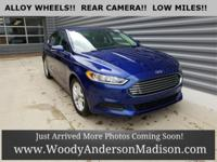 6-Speed Automatic, Power driver seat, Power windows,
