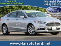 One owner Ford Certified Ingot Silver 2015 Ford Fusion